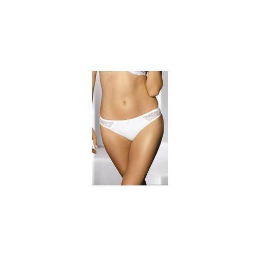 Ava lingerie Figi pełne ava 808 białe