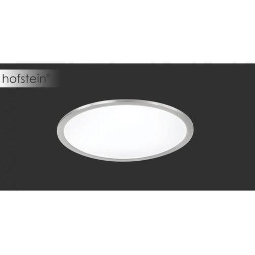 Trio-Leuchten Phoenix Lampa Sufitowa LED Nikiel matowy, 1-punktowy - Nowoczesny - Obszar wewnętrzny - PHOENIX - Czas dostawy: od 3-6 dni roboczych, kolor Nikiel