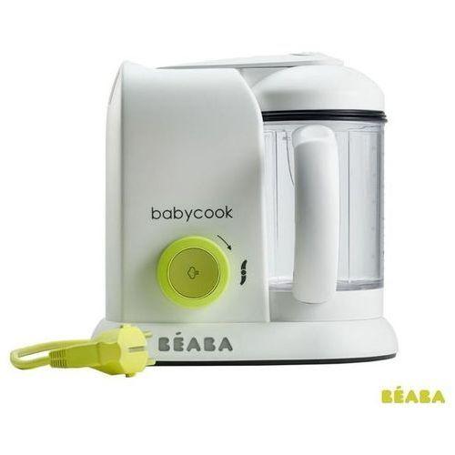 Beaba  babycook solo neon - wielofunkcyjne urządzenie do przygotowywania posiłków okazja (3384349124625)