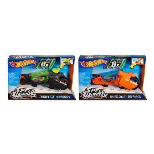 Hot wheels autonakręciaki motocykle ast. marki Mattel