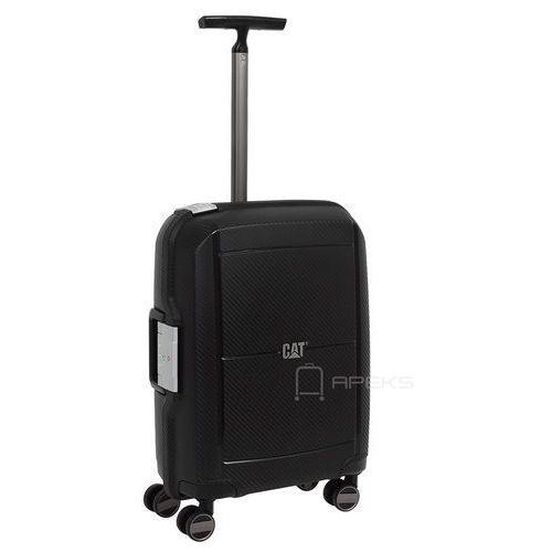 Caterpillar Cloud mała walizka kabinowa CAT 18/56 cm / Black - Black (5711013042165)