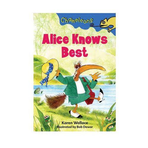 Alice Knows Best (48 str.)