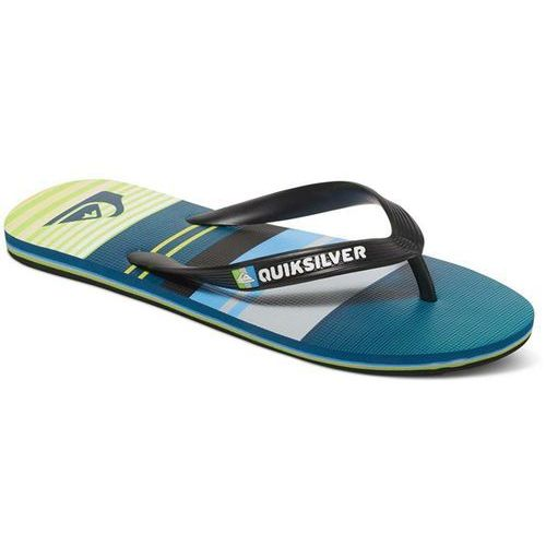 Quiksilver Buty - molokai everyda black/green/grey (xkgs) rozmiar: 46