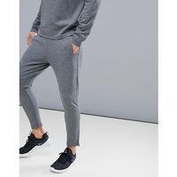 ASOS 4505 super skinny training joggers with zip cuff - Grey, w 7 rozmiarach