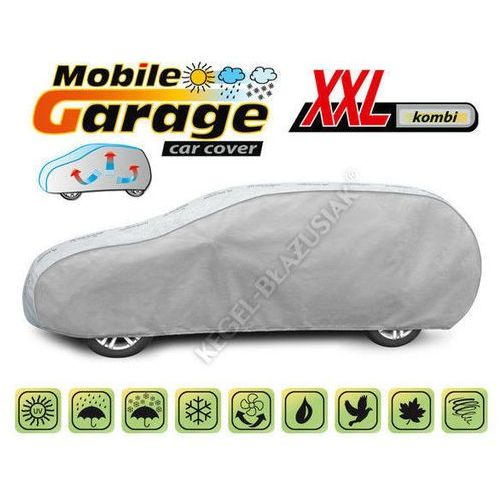 Mercedes E klasa W210 W211 W212 KOMBI Pokrowiec na samochód Plandeka Mobile Garage, 34358