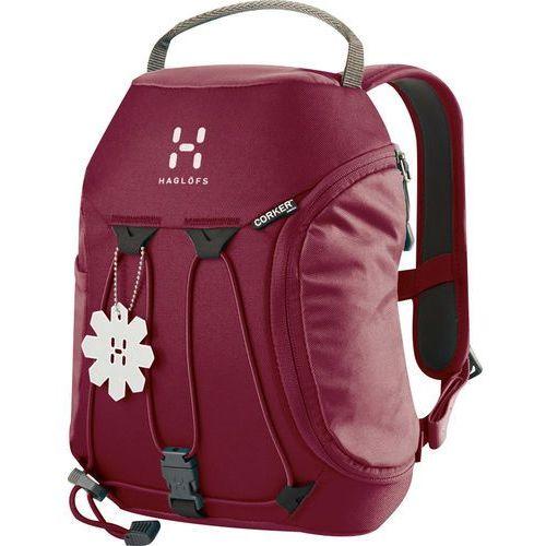 Haglöfs Corker X-Small Plecak Dzieci 5 L czerwony 2018 Plecaki szkolne i turystyczne (7318841029924)