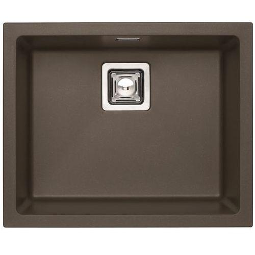 Alveus Zlewozmywak quadrix 50 kol. 03 4605003 chocolate (5902767621755)