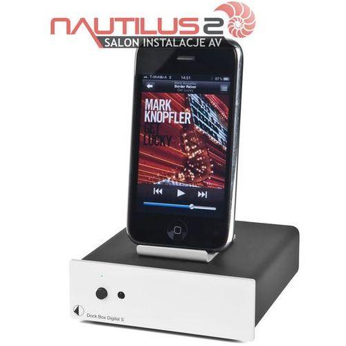 dock box s digital - dostawa 0zł! - raty 20x0% w bgż bnp paribas lub rabat! marki Pro-ject