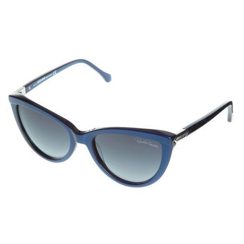 Roberto Cavalli Achird Okulary przeciwsłoneczne Niebieski UNI, kolor niebieski