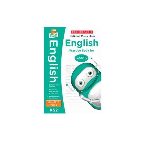 National Curriculum English Practice - Year 6 (9781407140599)