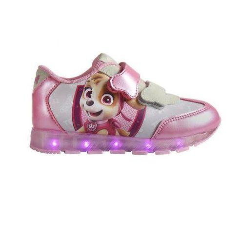 Cerda Buty sportowe ze światełkami led psi patrol: rozmiar: - 25
