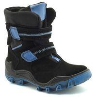 Buty zimowe dla dzieci Kornecki 06393 Czarne, kolor zielony