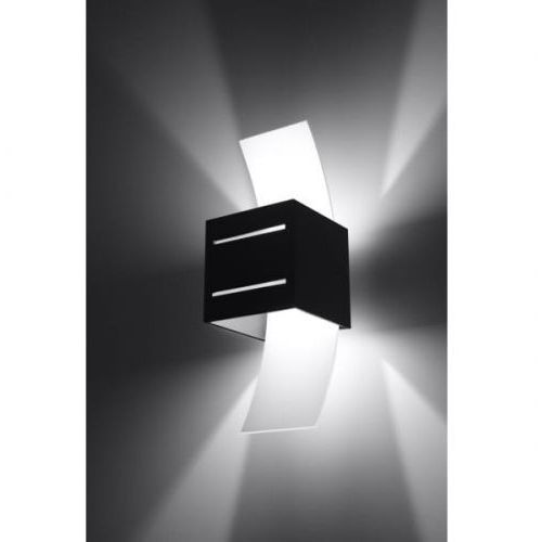 Loreto kinkiet sl.0201 30cm czarny marki Sollux lighting
