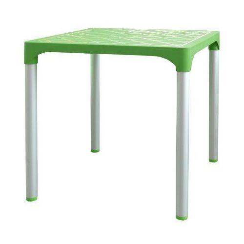 MEGA PLAST stół MP1351 VIVA, zielony