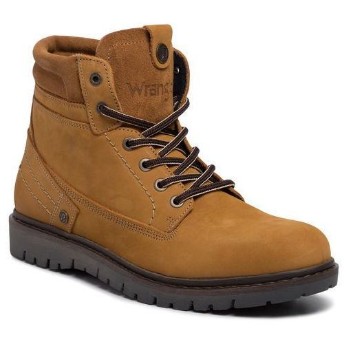 Wrangler Trzewiki - miwouk s wm92035s tan yellow 24