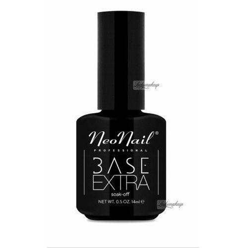 NeoNail - BASE EXTRA SOAK-OFF - 14 ml - Lakier hybrydowy UV - 4478 z kategorii Lakiery do paznokci