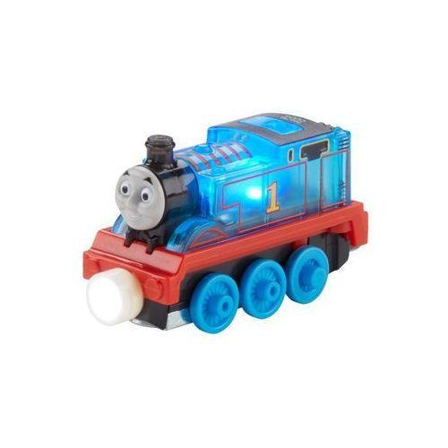 Tomek i przyjaciele lokomotywki ze światełkami, thomas marki Mattel