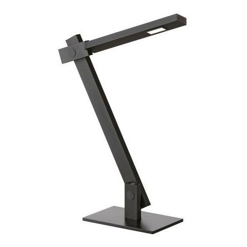 Spotline Lampka stojąca biurkowa mecanica 6w led smd 3000k czarna 146050 (4024163125444)