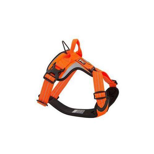 Uprząż lifeguard dazzle 100-120cm pomarańczowy marki Hurtta