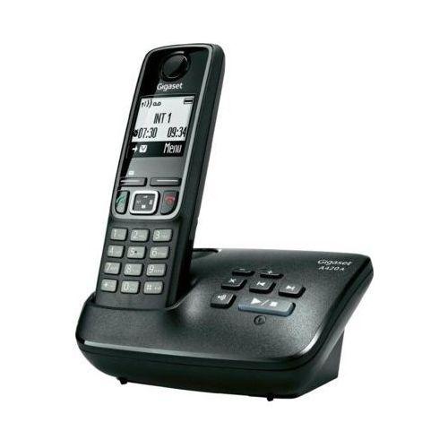 Telefon Siemens Gigaset A420A z kategorii Telefony stacjonarne