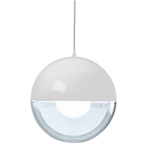 ORION - Lampa wisząca Przezroczysty/Biały