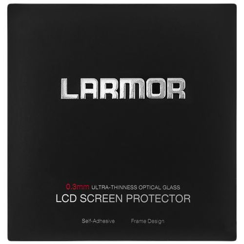 GGS Osłona LCD GGS Larmor do Nikon D500 (6953775401784)