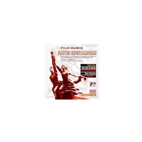 Film Music - King Lear, Fall Of Berlin, Golden Mountains, New Babylon, Hamlet, Odna
