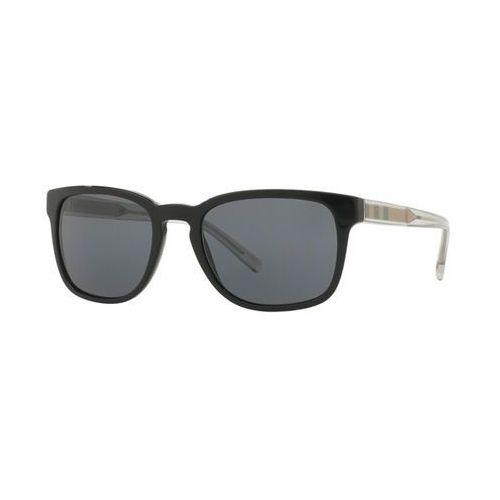 Okulary Słoneczne Burberry BE4222F Asian Fit 300187, kolor żółty