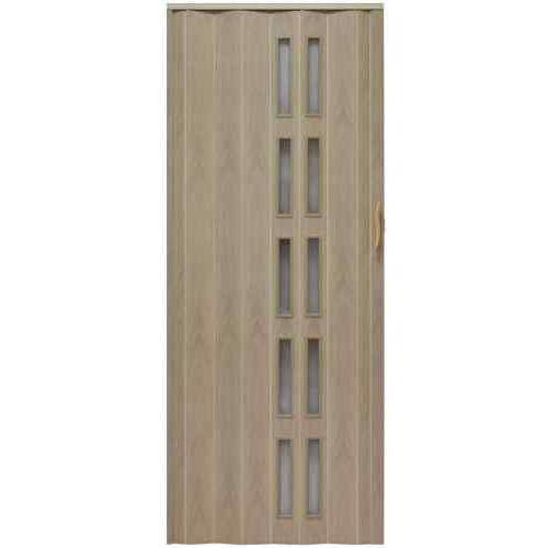 Drzwi harmonijkowe 005s 50 dąb sonoma 80 cm marki Gockowiak