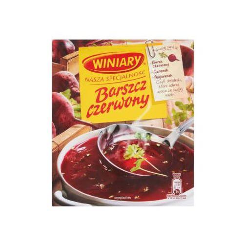 WINIARY 49g Zupa barszcz czerwony standard (5900085010107)