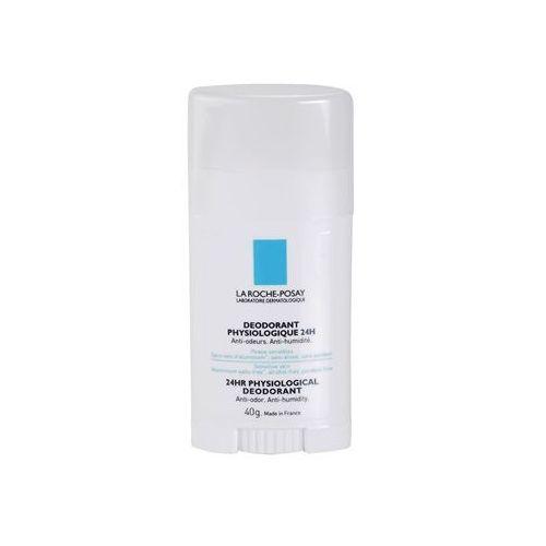 La Roche-Posay Physiologique fizjologiczny dezodorant w sztyfcie do skóry wrażliwej + do każdego zamówienia upominek. (antyperspirant unisex)