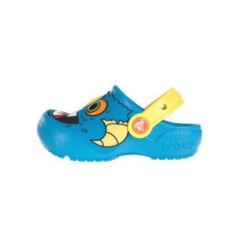 fun lab clog crocs dziecięce niebieski 22-23 marki Crocs