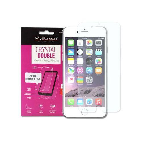 Apple iPhone 6 Plus - folia ochronna MyScreen Protector Crystal Double, FOAP139MSCD000000