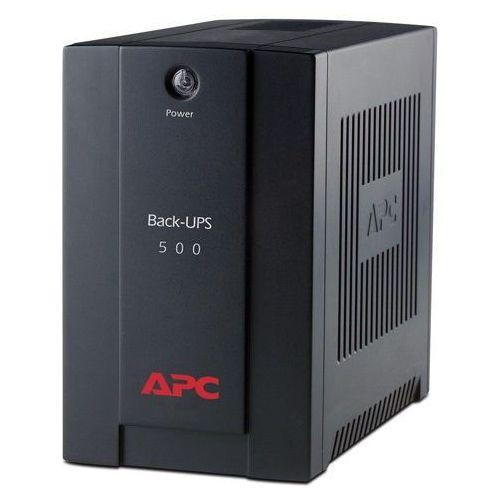 BX500CI APC Back-UPS 500VA,AVR, IEC outlets, EU Medium, APCBX500CI