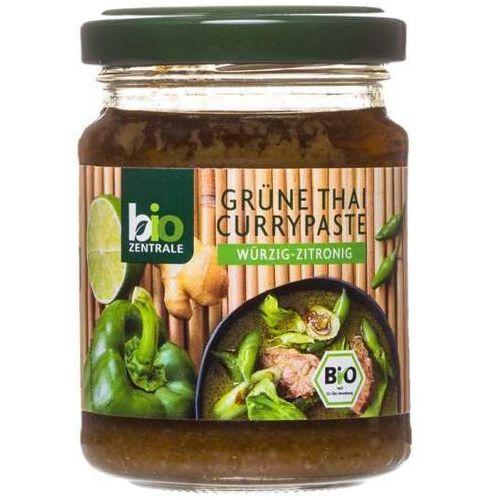 111bio zentrale Pasta curry zielona 125g - bio zentrale eko