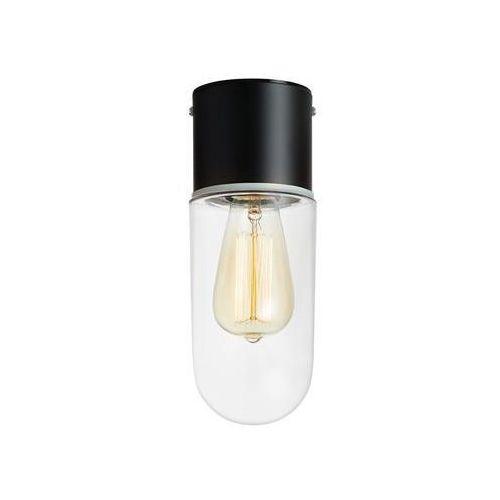 Markslojd Zen107796 Plafon lampa sufitowa 1x15W E27 czarny/przezrozysty, 107796