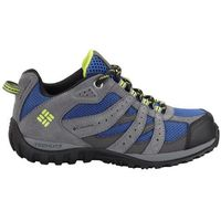 COLUMBIA buty outdoorowe dziecięce YOUTH REDMOND WATERPROOF-Azul, Bright Gr 37