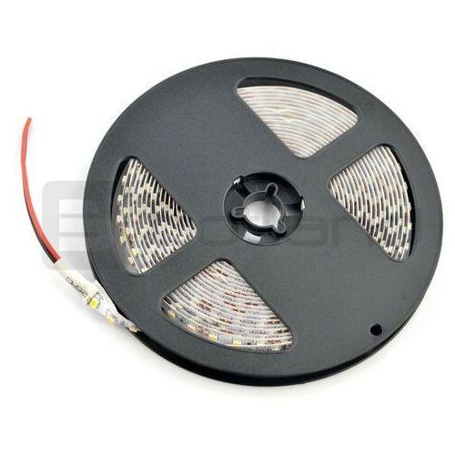 Pasek LED SMD3528 IP20 9,6W, 120 diod/m, 8mm, barwa neutralna biała - 5m, kolor biały
