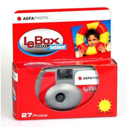 Agfaphoto Agfa aparat jednorazowy 400/27 lebox (4250255100178)