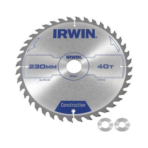 Irwin Tarcza do pilarki tarczowej 230mm/40t/30(20,16) śr. 230 mm 40 z (5706918972068)