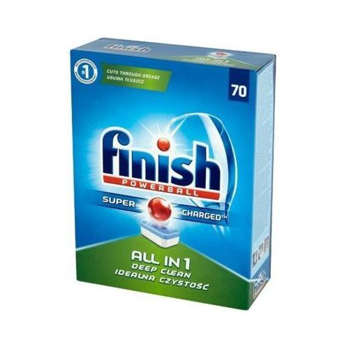 Finish Tabletki all in 1 regular 70 szt. (5900627066678)