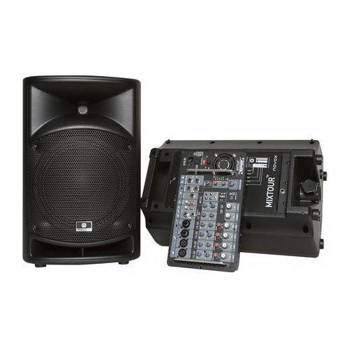 NOVOX MIXTOUR PORTABLE PA SYSTEM z kategorii Pozostały sprzęt nagłośnieniowy i studyjny