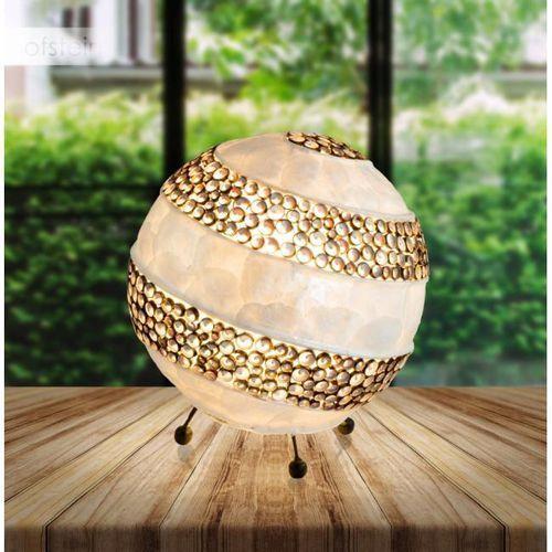 Globo BALI Lampa stołowa Czarny, 1-punktowy - Ponadczasowy - Obszar wewnętrzny - BALI - Czas dostawy: od 6-10 dni roboczych