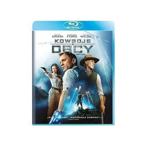 Kowboje i obcy (Blu-Ray) - Jon Favreau