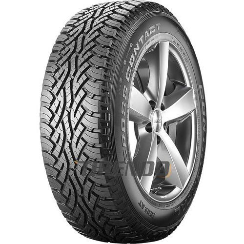 Continental conticrosscontact at 205/80r16 104 t xl fr