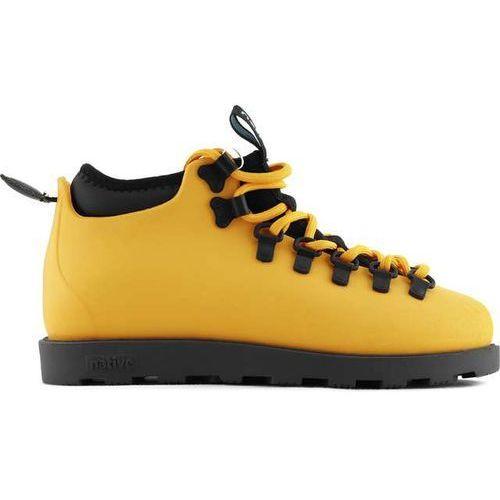 Native Buty fitzsimmons citylite alpine yellow 31106800-7539 alpine yellow/onyx black