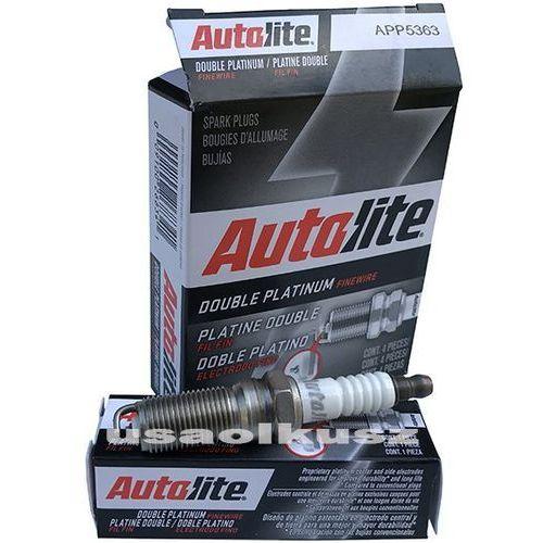 Autolite Platynowa double platinium świeca zapłonowa ford focus 2,0 l4 2002-2004