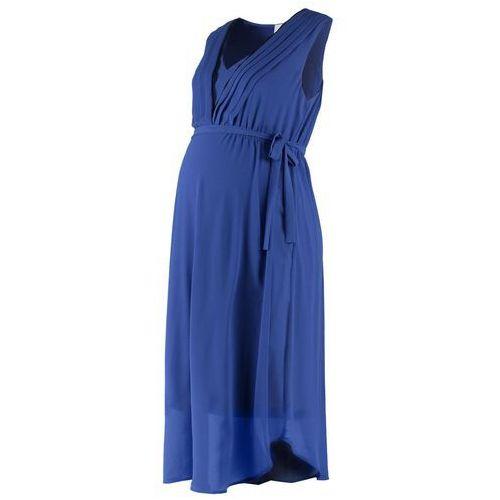 MAMALICIOUS MLNEWMONA Sukienka letnia deep ultramarine