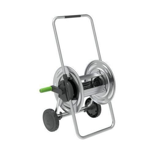 Wózek metalowy na wąż ogrodowy GEOLIA