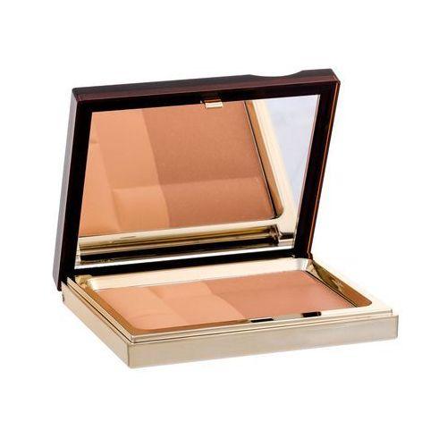 Clarins bronzing duo face make-up mineralny puder brązujący o ml dla pań